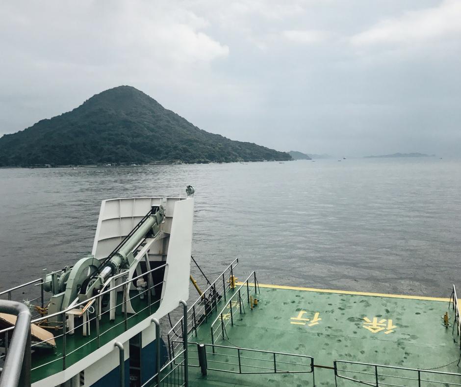 Ninoshima Island: Swapping tourism for history