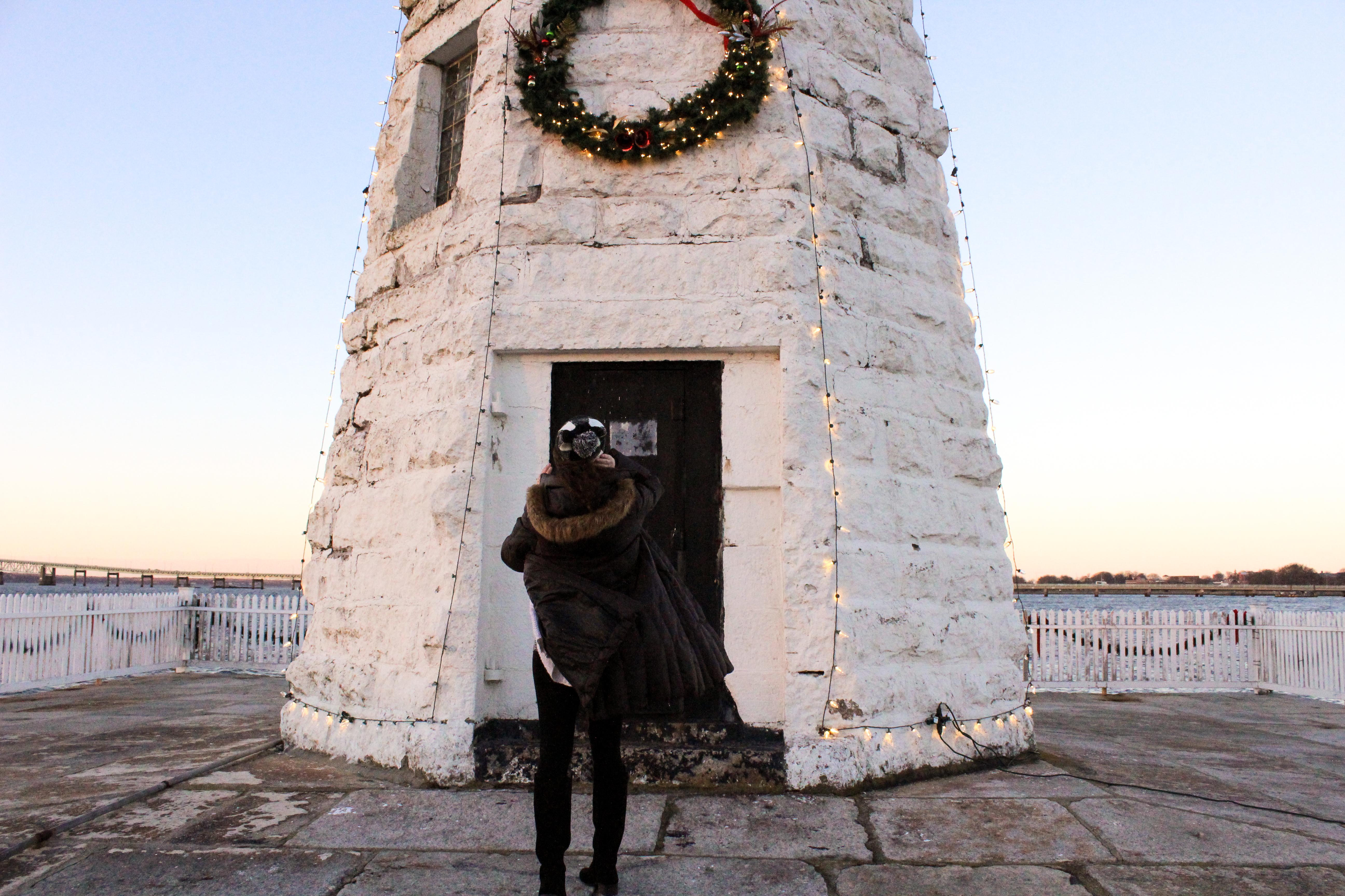 Lighthouse Newport, Rhode Island