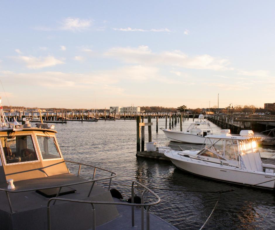 Newport, Rhode Island in the winter facebook